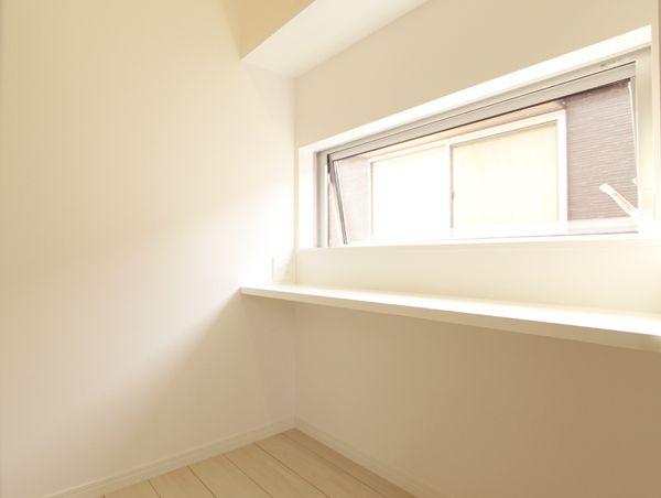 2階には色んな用途で使えるフリースペースを設置